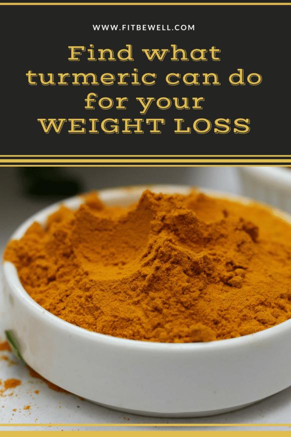 Turmeric tea - for weight loss & gut health