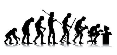 Sitting-evolution of sedentary life