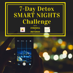 7-DAY DETOX SMART NIGHTS CHALLENGE