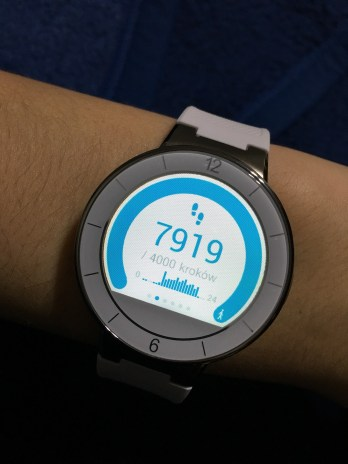 Smart Watch up the fitness game
