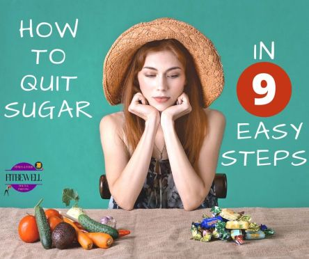 How to quit sugar in 9 easy steps