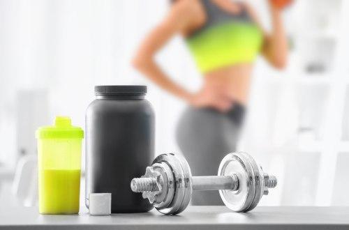 Białko przed czy po treningu, proteiny