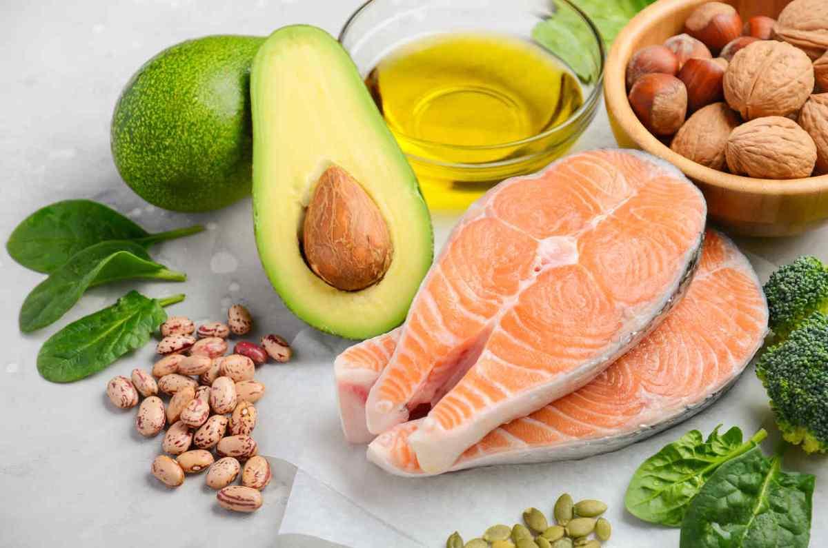 Dobre tłuszcze - kwasy omega-3 oraz omega-6