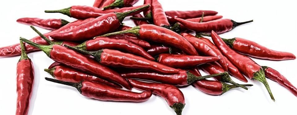 naturalne spalacze tłuszczu chili