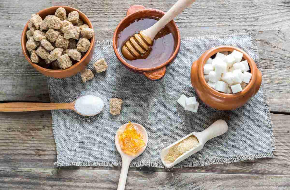 Cukier biały, cukier rafinowany - czym zastąpić?