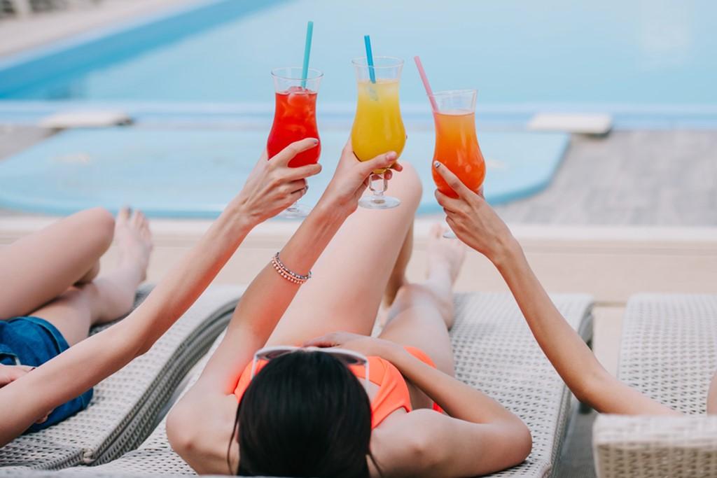 Trening a alkohol Powoduje tycie Alkohol Kalorie