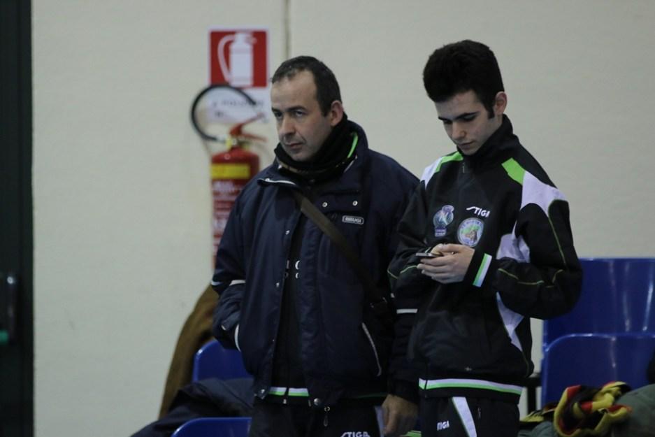 Francesco Zentile (Foto Gianluca Piu)