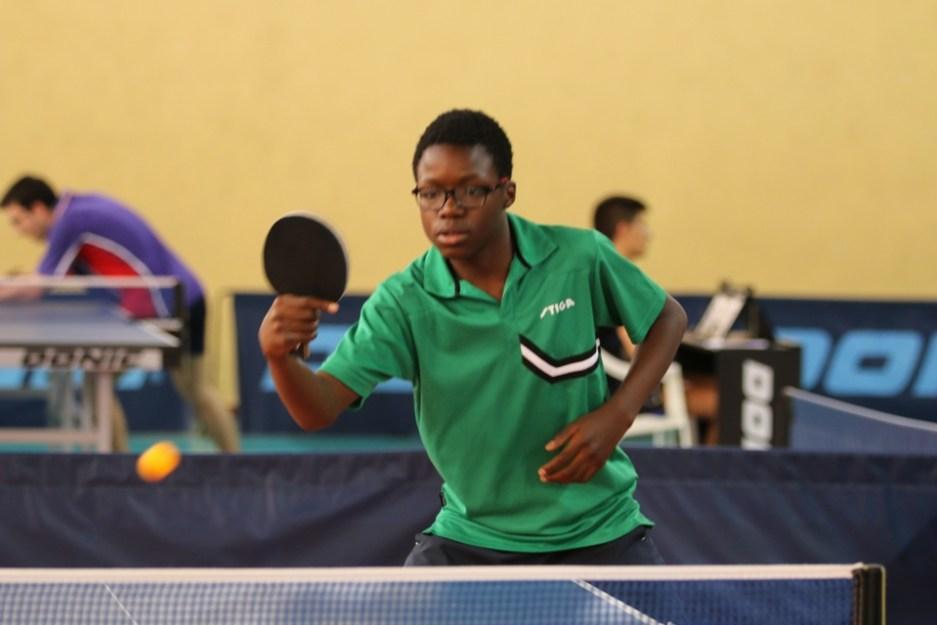 Johnny Oyebode (Foto Gianluca Piu)