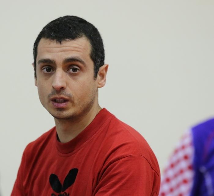 Marco Saiu (Foto Gianluca Piu)