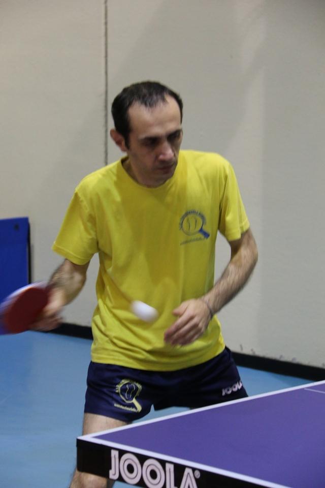 Alberto Cualbu (Foto Gianluca Piu)