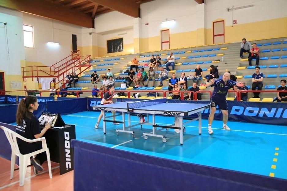 Ritorna il tennistavolo a squadre (Foto Tomaso Fenu)