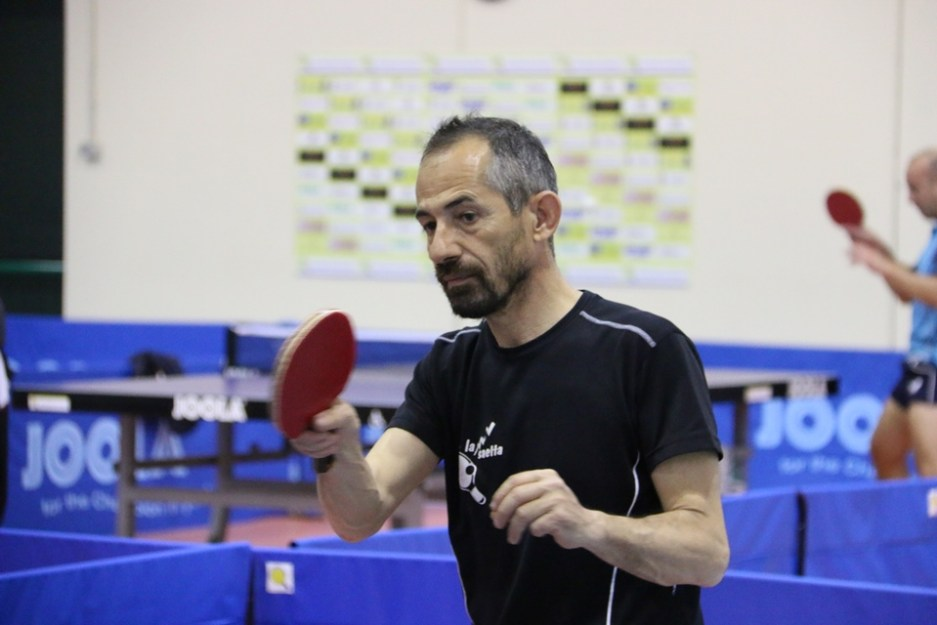 Luca De Vita (Foto Gianluca Piu)