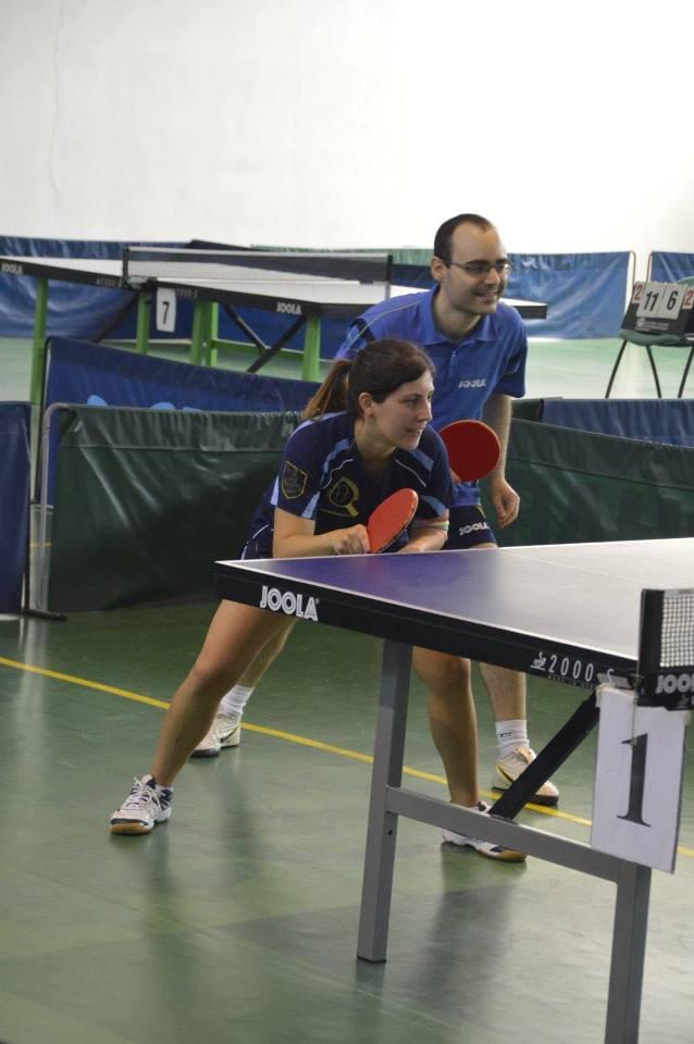 Michele Lai e Eleonora Trudu (Foto Antonello Sanna)