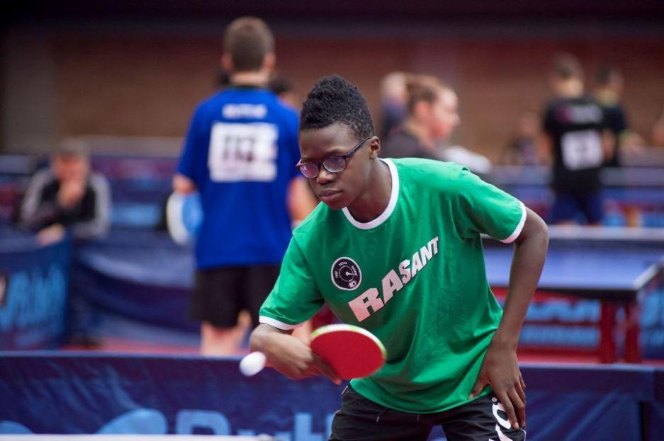Johnni Oyebode (Foto Pier Luigi Roncallo)