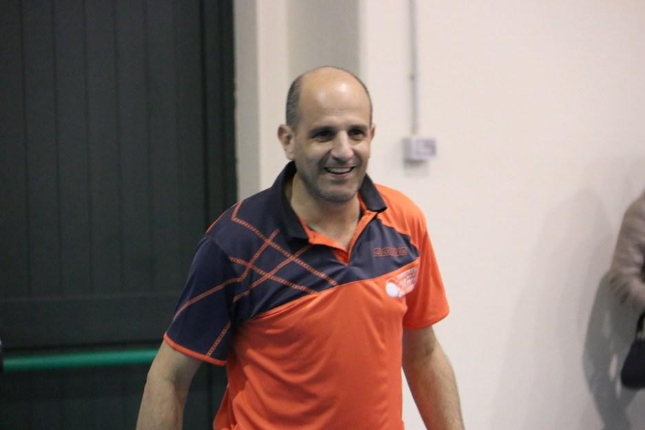Maurizio Muzzu (Foto Gianluca Piu)