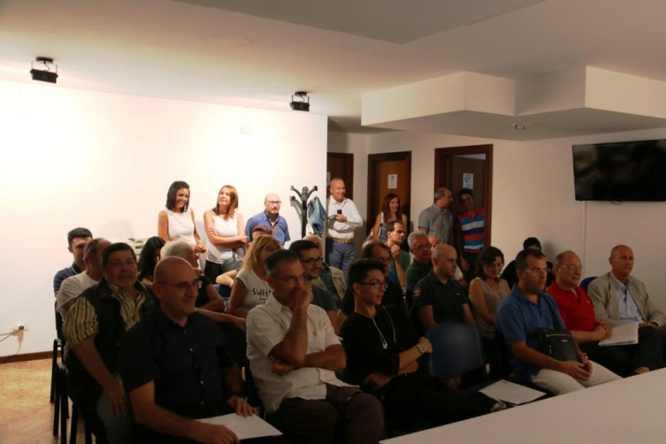 Un momento dell'Assemblea (Foto Gianluca Piu)