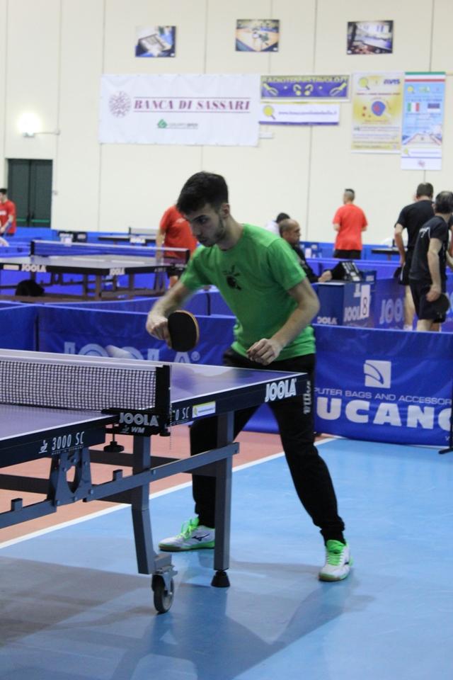 Mario Bistrussu (Foto Eleonora Piras)