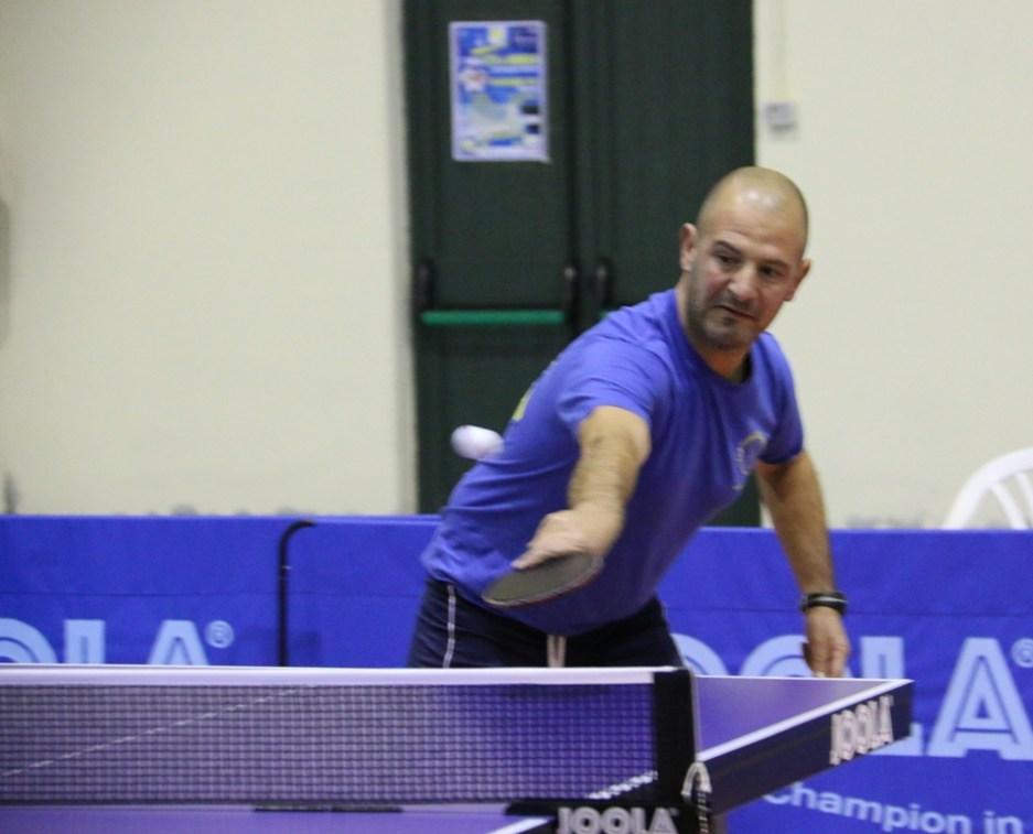 Michele Bandinu (Foto Gianluca Piu)