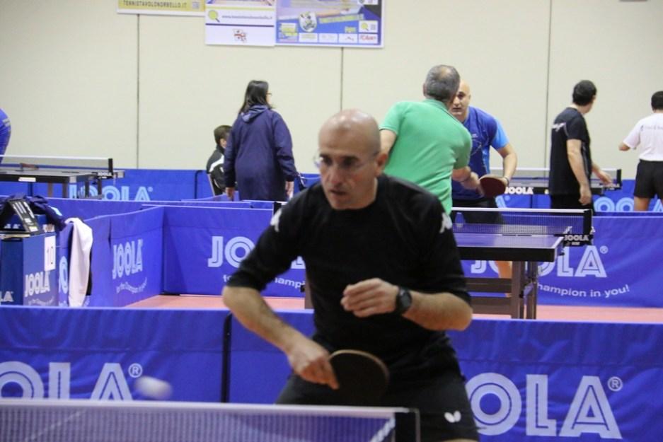 Celestino Pusceddu (Foto Gianluca Piu)