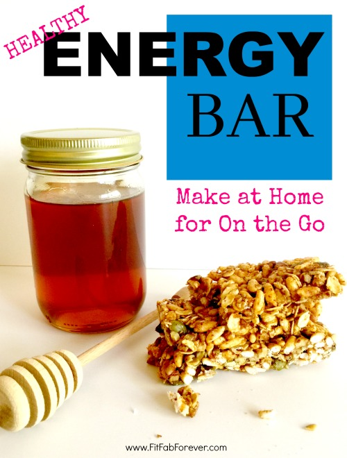 Best Tasting Healthy Energy Bar
