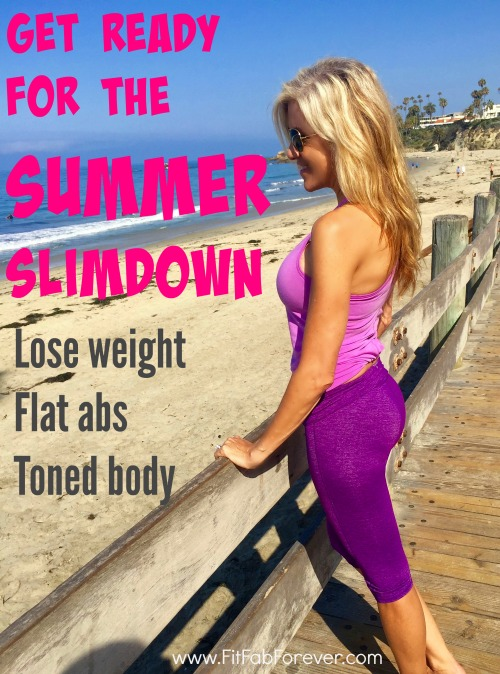 Get Ready for Summer Slimdown