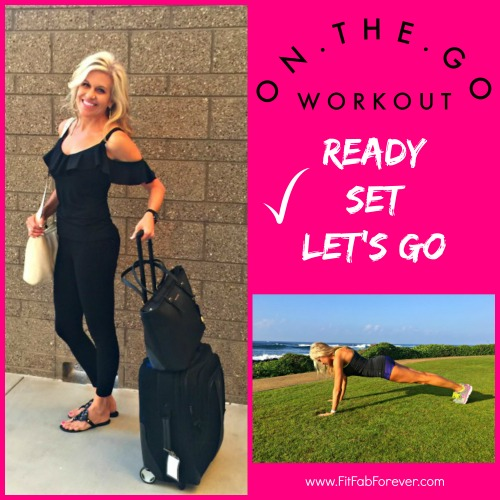 On The Go Travel Workout