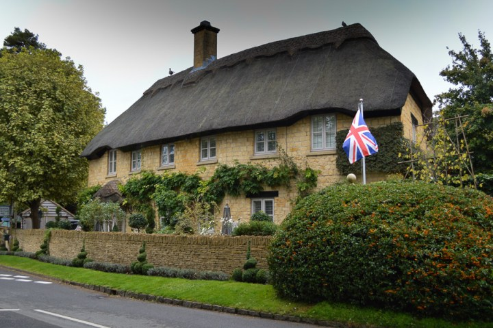 Cotswolds cottages, Chipping Campden