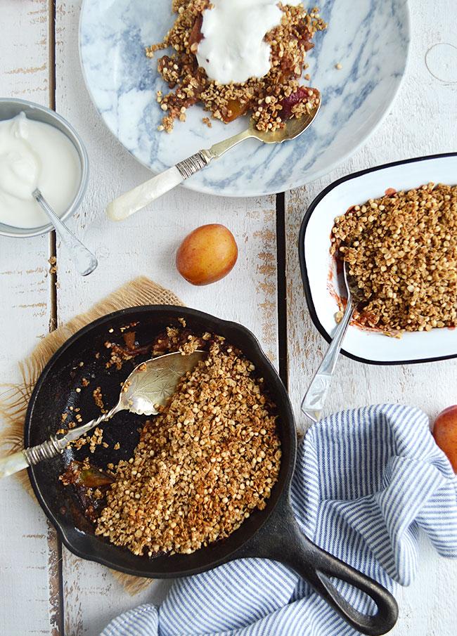 Gluten-free-vegan-plum-crumble