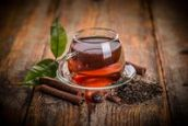 Caffeine ranking list: Black tea