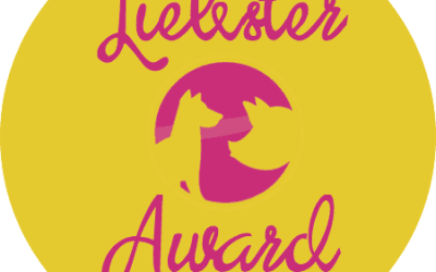Wow! Nominated for the Liebster Award!
