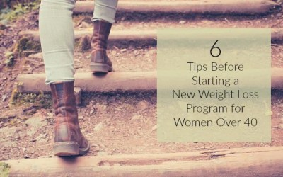 6 Tips Before Starting a New Weight Loss Program for Women Over 40