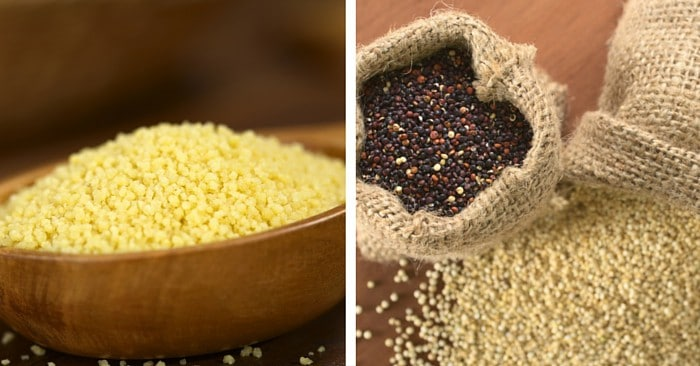 Couscous vs Quinoa: Which Should You be Feeding Your Family?