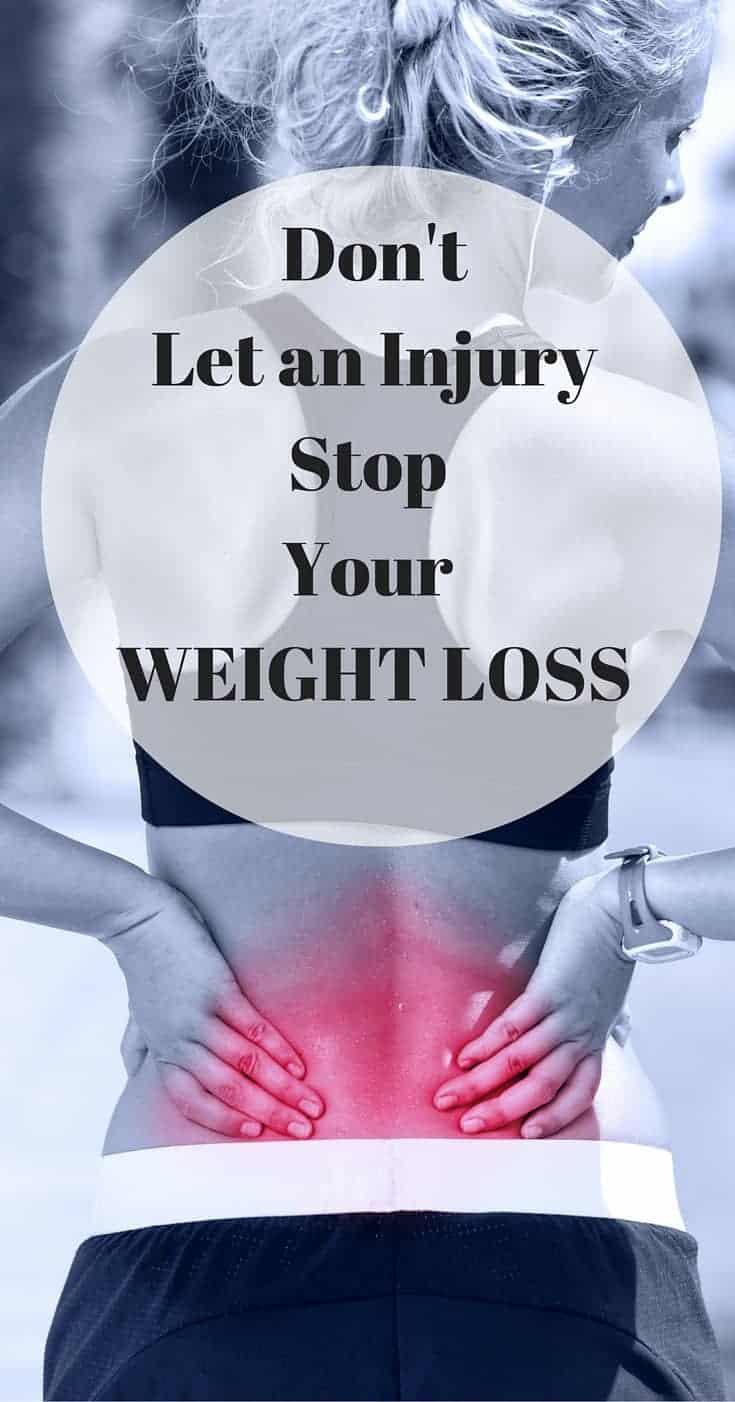 lower back injury