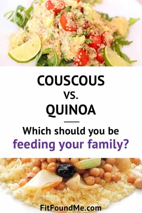 quinoa vs couscous which is healthier?