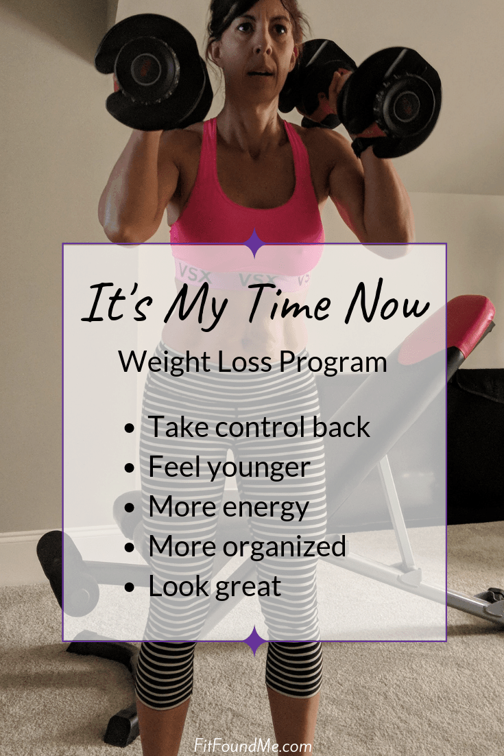 Weight loss program more energy feel younger strengthen bones more muscle more time more organized