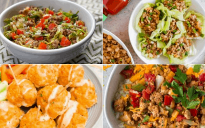 10 Best Healthy and Simple Ground Turkey Recipes