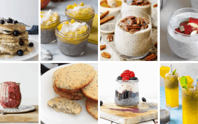 50 Chia Seed Recipes That Will Blow Your Mind, Not Your Waistline
