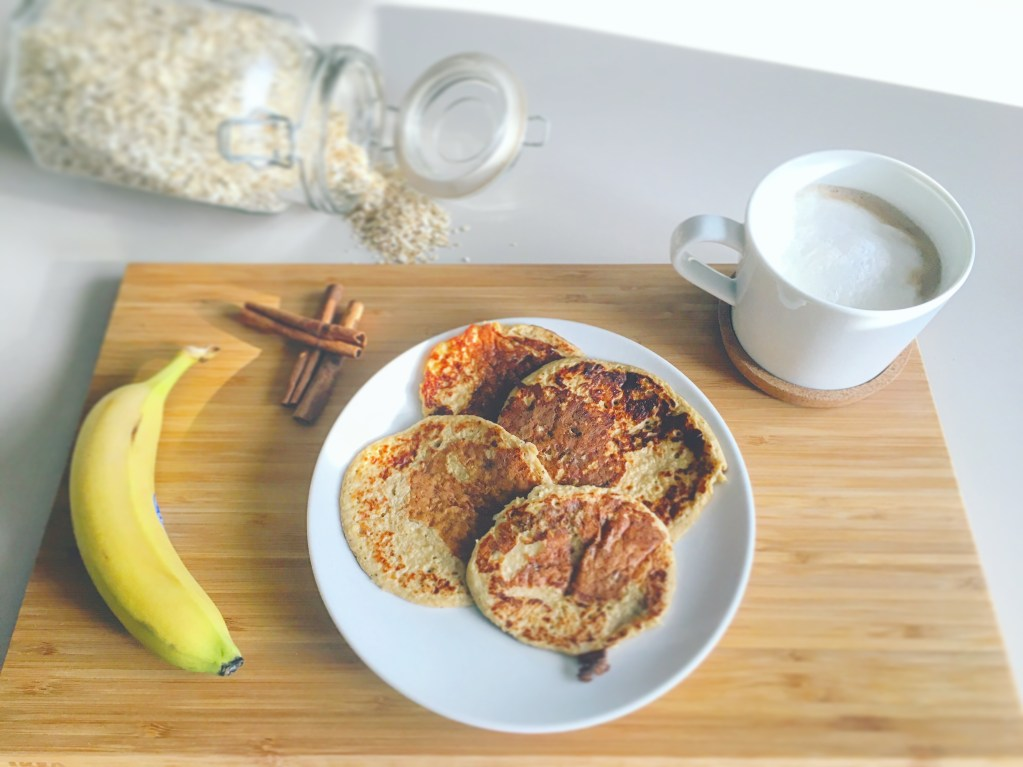 HEALTHY PANCAKES, THIS WAY PLEASE!