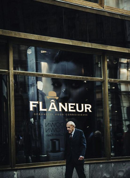 HOT SPOT: FLÂNEUR