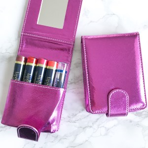 Fuchsia Lippie Case