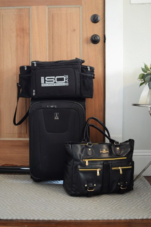 IsoBag and Six Pack Bag