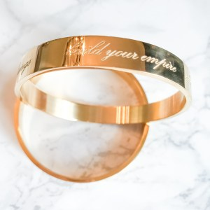 Lip Boss Bangle