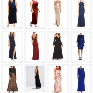 Affordable Evening Wear