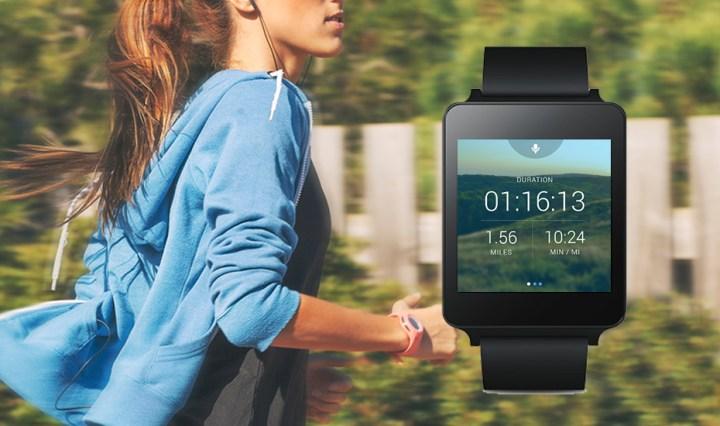 Runkeeper voor Android Wear