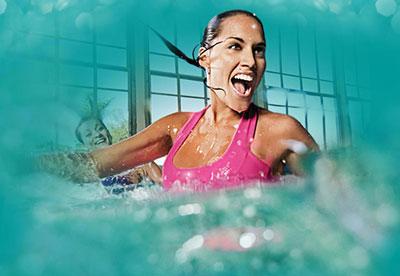Aqua Zumba Fitness