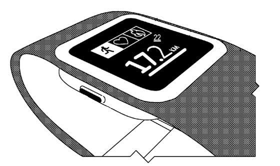 microsoft fitness armband