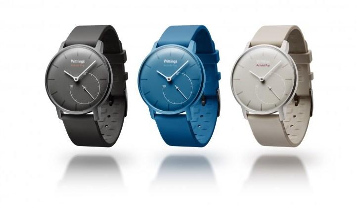 withings activite pop horloge