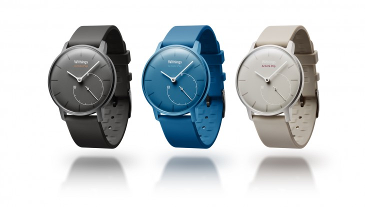 withings activite pop horloge