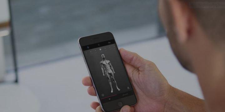 Naked Labs 3D-scanner