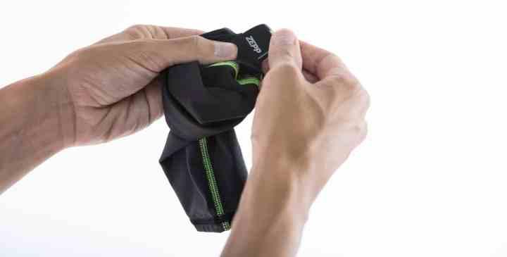 Zepp Play Soccer stop je in een sok